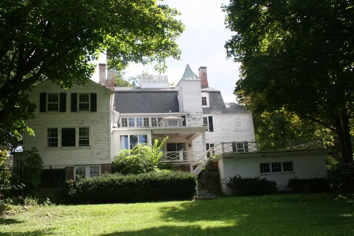 Tallmadge house exterior back 3